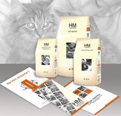 Для кошек и собак премиум класса